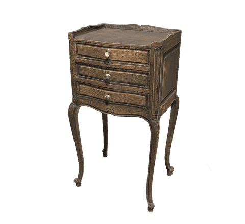 Classic side table 3D model
