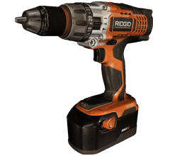 Power drill 3D model
