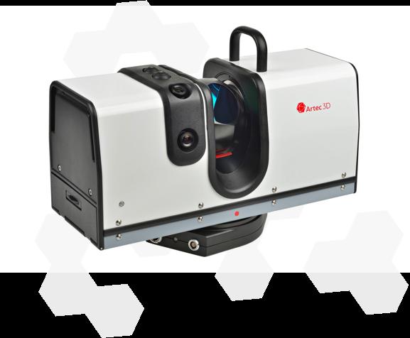 Scanner Laser 3D Artec Ray