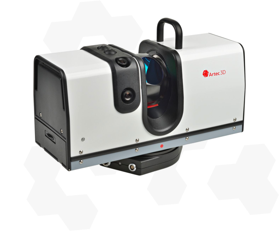 3D 레이저 스캐너 Artec Ray