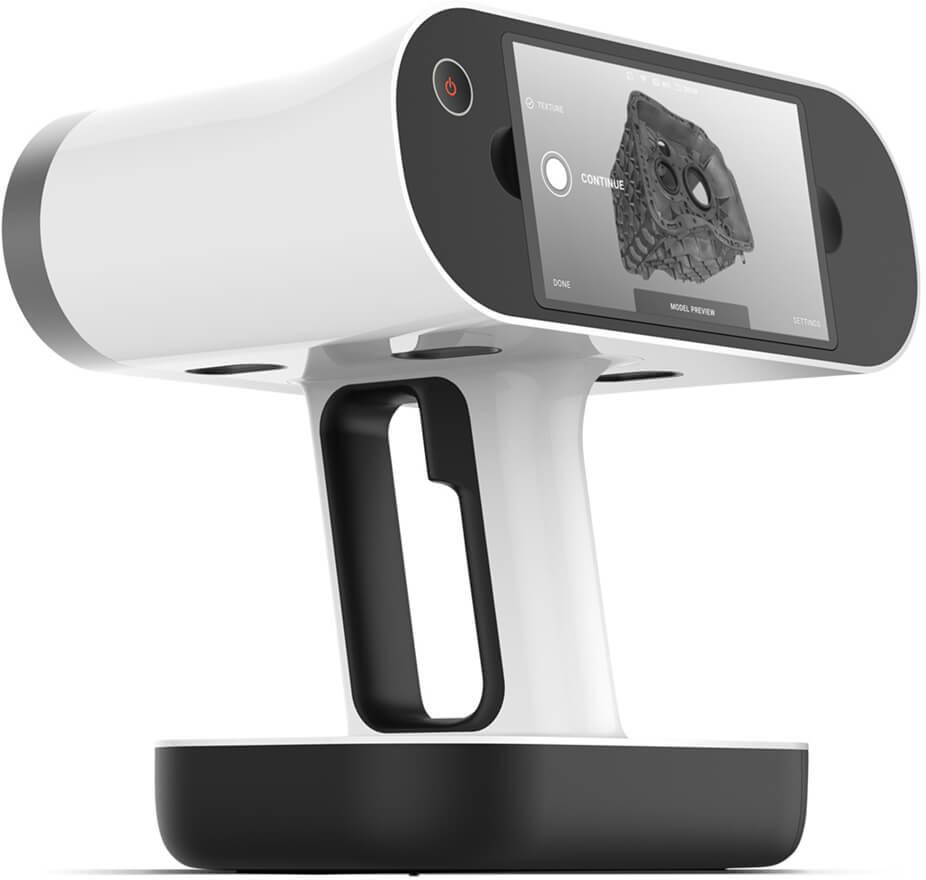Ручной 3D сканер Artec Leo