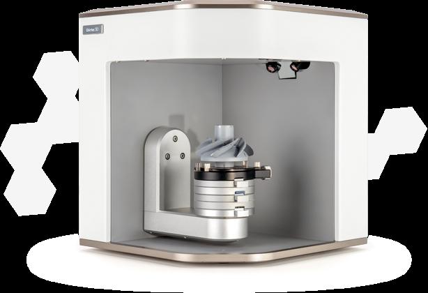 Escáner de escritorio 3D Artec Micro